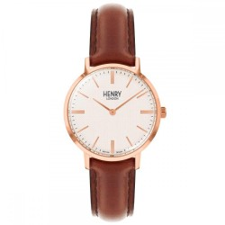Reloj Henry London HL34-S-0340.